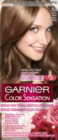 GARNIER - COLOR SENSATION - Permanent hair color cream - 6.0 Precious Dark Blonde
