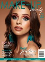 Make-Up Trendy Magazine - POP ART IN FASHION MAKEUP - No3 / 2019
