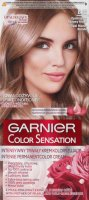 GARNIER - COLOR SENSATION - Permanent hair color cream - 8.12 Opal Mauve Blonde