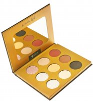 Ibra - MAKE UP PALETTE BY EWELINA ZYCH - 9 palette for eye shadows