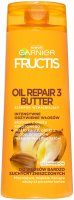 GARNIER - FRUCTIS - OIL REPAIR 3 BUTTER - Strengthening shampoo for very dry and damaged hair - 400 ml