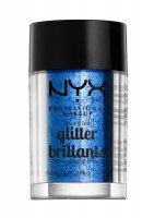 NYX Professional Makeup - Glitter Brillants - Glitter for face and body - 01 - 01