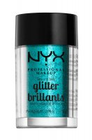 NYX Professional Makeup - Glitter Brillants - Glitter for face and body - 03 - 03
