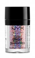 NYX Professional Makeup - Metallic Glitter Paillettes - Glitter for face and body - 03 BEAUTY BEAM - 03 BEAUTY BEAM