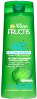 GARNIER - FRUCTIS - CLEAN FRESH - Anti-dandruff strengthening shampoo for oily hair - 400 ml