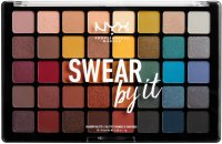 NYX Professional Makeup - SWEAR by it - Shadow Palette - 40 eyeshadows