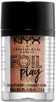 NYX Professional Makeup - FOIL PLAY CREAM PIGMENT - Cream pigment for eyelids