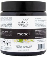 Your Natural Side - 100% Natural Monoi Oil - 100 ml