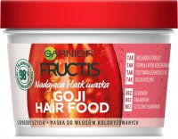 GARNIER - FRUCTIS - GOJI HAIR FOOD MASK - Glow effect mask for colored and matte hair - Goji berries