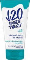 UNDER TWENTY - ANTI ACNE - Normalizing & Exfoliating Washing Gel - Normalizing face cleansing gel - 150 ml