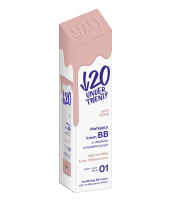 UNDER TWENTY - ANTI ACNE Mattifying BB Cream - Mattifying BB cream for oily, combination skin with a tendency to imperfections - 60 ml