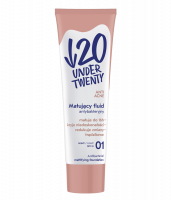 UNDER TWENTY - ANTI ACNE - Antibacterial Mattifying Foundation