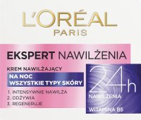 L'Oréal - MOISTURIZING EXPERT - Night moisturizing cream - 50 ml