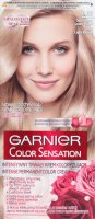 GARNIER - COLOR SENSATION - Permanent hair coloring cream - 9.02 Opal Light Blonde
