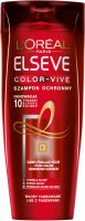 L'Oréal - ELSEVE - COLOR-VIVE - Protective shampoo for dyed hair or with highlights - 400 ml