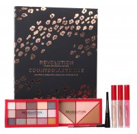 MAKEUP REVOLUTION - COUNTDOWN TO NYE - New Year's Eve calendar with makeup cosmetics - 2019