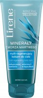 Lirene - Mineral Collection - Multi-regenerating body balm - Dry Skin - Dead Sea Minerals - 200 ml
