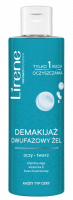 Lirene - Two-phase face and eye make-up removal gel - 200 ml