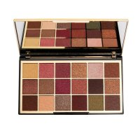 MAKEUP REVOLUTION - WILD ANIMAL PALETTE - 18 eyeshadows - COURAGE