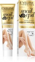 Eveline Cosmetics - Snail Epil - Moisturizing depilatory cream for legs and hands with snail mucus - Dry and sensitive skin - 125 ml