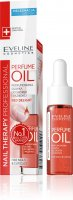 Eveline Cosmetics - PERFUME OIL - Perfumed cuticle and nail oil - RED DELIGHT