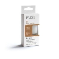PAESE - NAIL THERAPY - KERATIN REGENERATION NAIL CONDITIONER - Keratin conditioner for nail regeneration - 8 ml