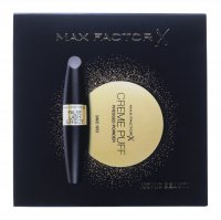 MAX FACTOR - ICONIC BEAUTY - makeup cosmetics set - Mascara + Powder