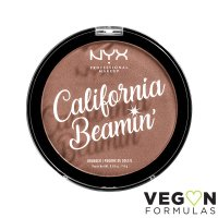 NYX Professional Makeup - California Beamin Bronzer - Face and body bronzer