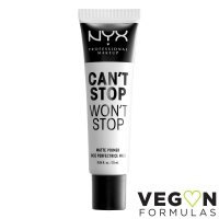 NYX Professional Makeup - CAN'T STOP WON'T STOP MATTE PRIMER - Matting makeup primer