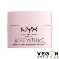 NYX Professional Makeup - BARE WITH ME HYDRATING JELLY PRIMER - Moisturizing gel makeup base
