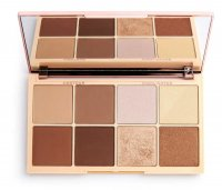 MAKEUP REVOLUTION - Roxi - ROXXSAURUS HIGHLIGHT AND CONTOUR PALETTE - Face contouring palette