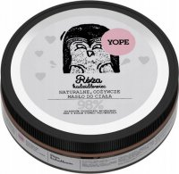 YOPE - NATURAL NUTRITIONAL BODY BUTTER - Rose and frankincense - 200 ml