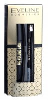 EVELINE - Cosmetics Gift Set - Gift set of cosmetics for eye makeup - Big Volume Lash Mascara + Eyeliner Pencil