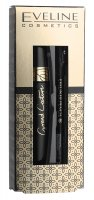 EVELINE - Cosmetics Gift Set - Eyeshadow Cosmetics Gift Set - Grand Couture Spectacular Lashes Mascara + Eyeliner Pencil