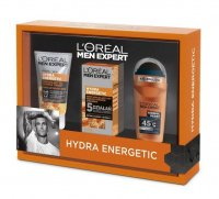 L'Oréal - Men Expert - Hydra Energetic - Gift set with cosmetics for men