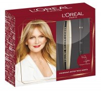 L'Oréal - Gift set - Volume Million Lashes + Eyeliner Super Liner Perfect Slim