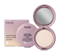 PAESE - Nanorevit - Perfecting and Covering Powder - Mattifying face powder