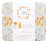 LUMENE - VALO - NORDIC-C GLOW & GO COLLECTION - Gift set of face care cosmetics
