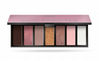 PUPA - MAKEUP STORIES PALETTE - 7 eyeshadows - 004 ROSE ADDICTED