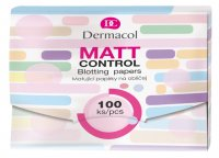 Dermacol - MATT CONTROL BLOTTING PAPERS - Matting paper - 100 pcs.