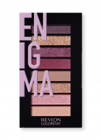 Revlon - LOOKS BOOK PALETTE - Mini eyeshadow palette - 920 ENIGMA