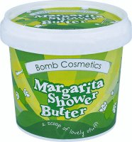 Bomb Cosmetics - Margarita Shower Butter - Washing butter for the shower - Margarita