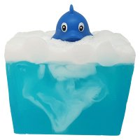 Bomb Cosmetics - Wave Rider - Glycerine soap with a marine fragrance - PLAIN!