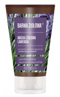 BARWA - HERBAL - Herbal mask for oily and dandruff-prone hair - Lavender - 120 ml