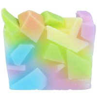 Bomb Cosmetics - Handmade Soap with Essential Oils - Powdered Pastels - Glycerin Soap - POWDER PASTELS
