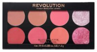 MAKEUP REVOLUTION - Ultra Blush Palette SUGAR AND SPICE