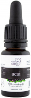 Your Natural Side - 100% Natural Acai Oil - 10 ml