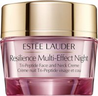 Estée Lauder - Resilience Multi-Effect Night - Tri-Peptide Face and Neck Creme - Smoothing face cream for the night - 50 ml