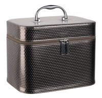 Inter-Vion - Metallic cosmetic box - 415 204 - XL