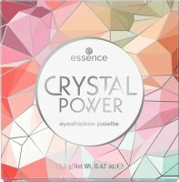 Essence - CRYSTAL POWER - Eyeshadow Palette - Palette of 9 eye shadows
